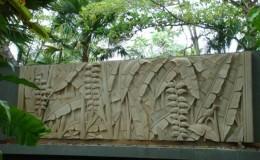 bali carving art