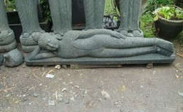 balinese large carved statue