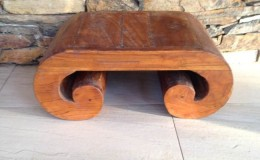 balinese light tiber coffee table